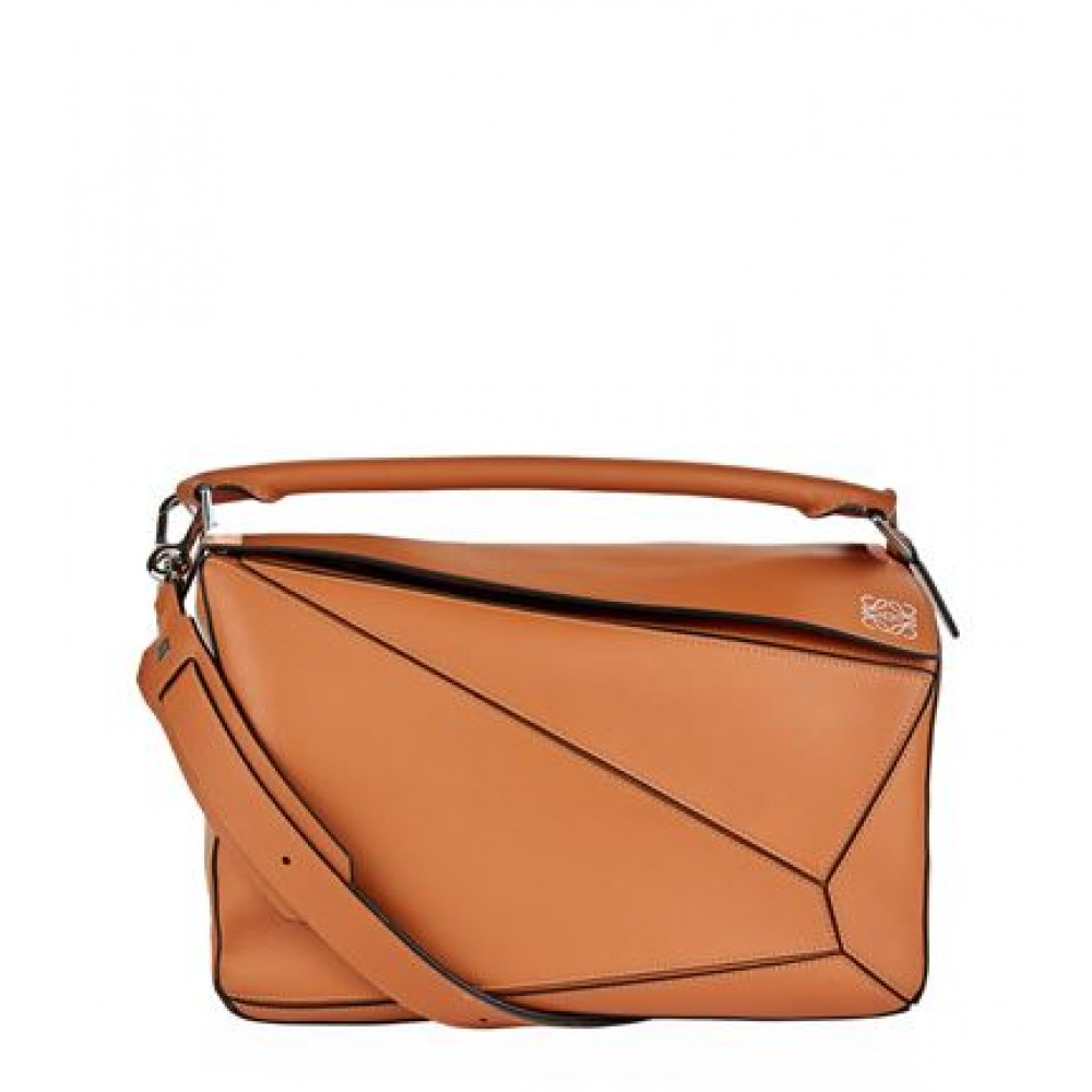 Loewe Large Leather Puzzle Bag