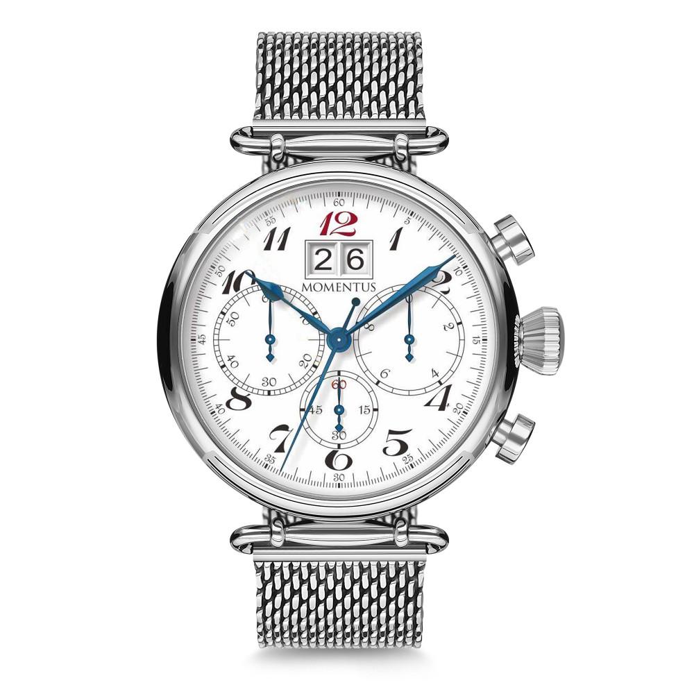 Momentus Heritage 46 Big Date Chronograph