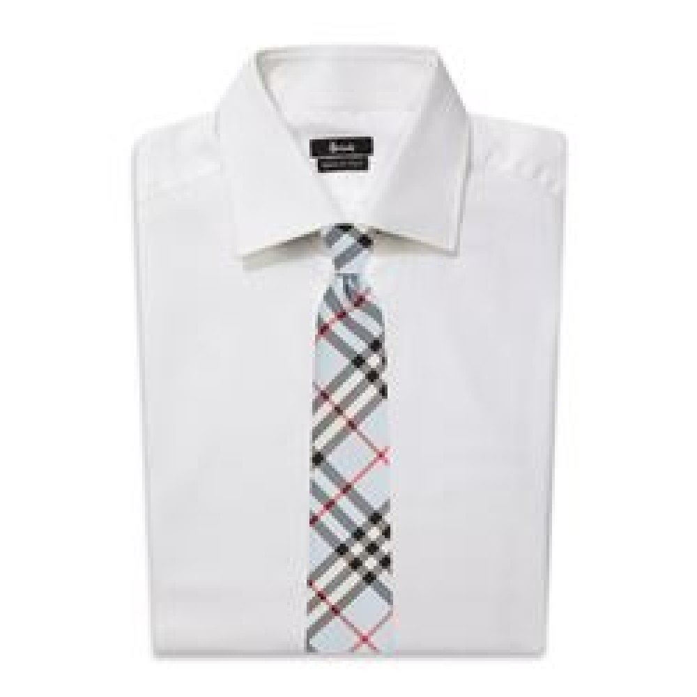 Burberry Silk Nova Check Tie