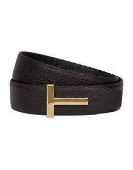 Tom Ford- Reve rsible Leather Belt